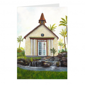 Going to the Chapel Greeting Card