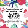 Facebook Live Painting Workshop - May 30