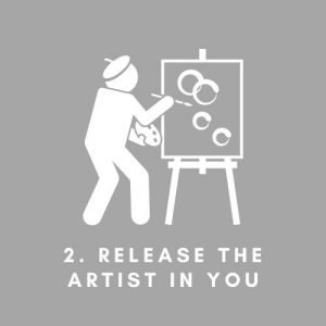 Release the artist in you
