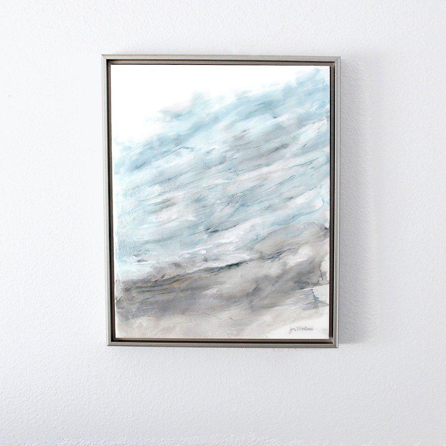 Cherished Moment Resin Painting by Jan Tetsutani
