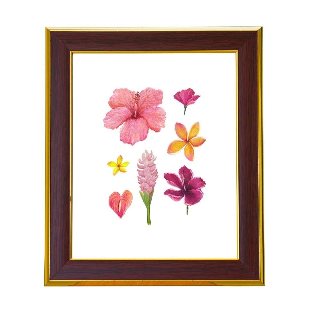 tropical-flowers-art-jan-tetsutani-art