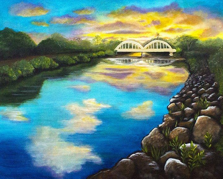 Haleiwa River