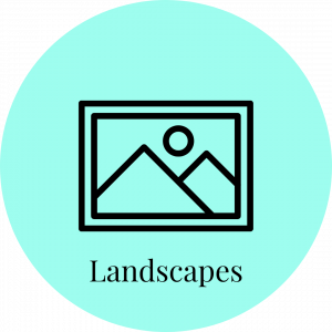 Landscapes style icon