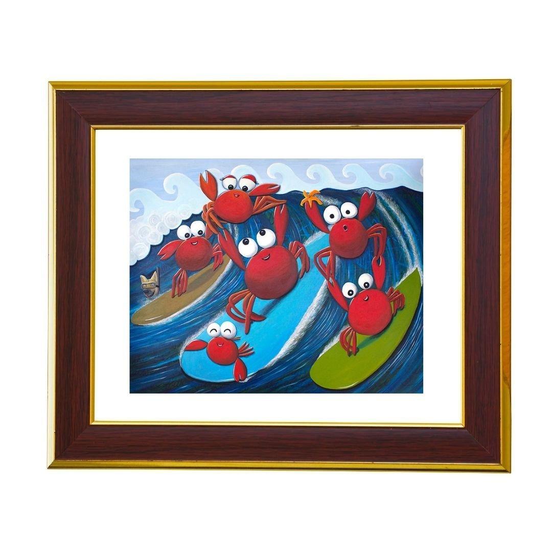 Crab Ohana Day by Jan Tetsutani